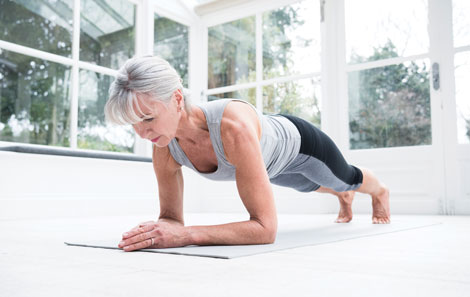 yoga can help with arthritis