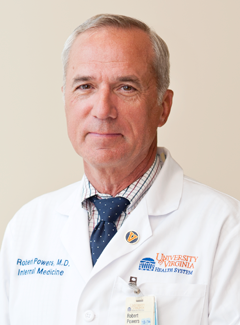 Robert Powers, MD
