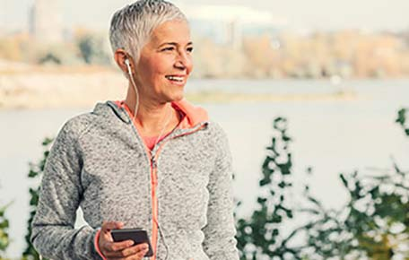 You can live well and healthy with support from our Midlife Health Center
