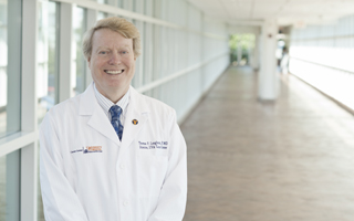 UVA Cancer Center Thomas Loughran