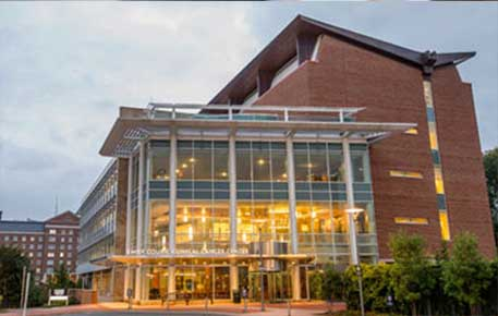Get genetic counseling at the UVA Cancer Center building