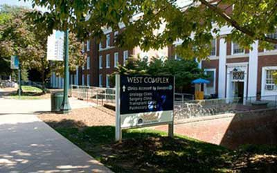 Chronic Wound Clinic West Complex