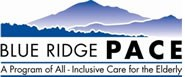 Blue Ridge PACE logo