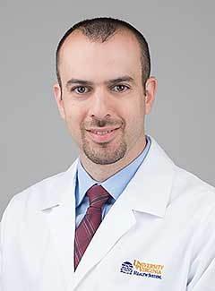 Ali Mahjoub, MD | Medicine | UVA