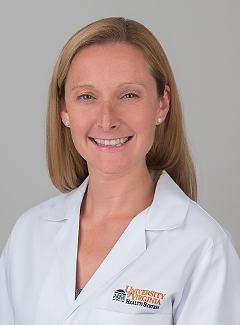 Jennifer Potter, MD   Anesthesiology   UVA