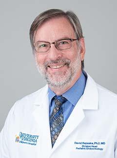 David Repaske, MD   Pediatric Endocrinology   UVA