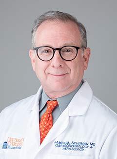 James M  Scheiman, MD   Digestive Health   UVA