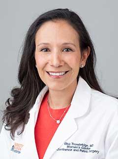 Elisa Trowbridge, MD | Urogynecology and Pelvic Reconstruction | UVA