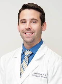 Chad Wilson, MS | Orthopedics | UVA