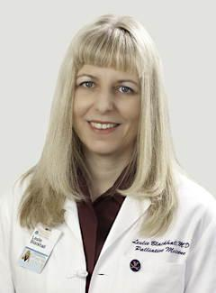 Leslie J Blackhall, MD
