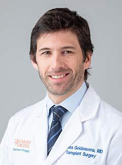 Nicolas Goldaracena, MD