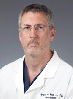 Gregory A Helm, MD, PhD
