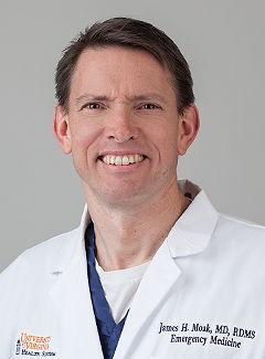 James H Moak, MD