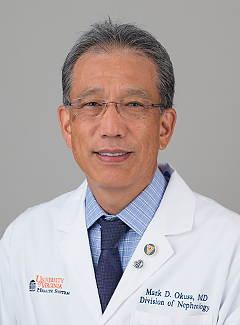 Mark D Okusa, MD