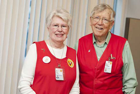 uva hospital auxiliary volunteers